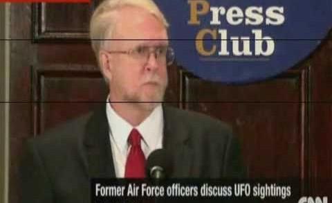 Témoins militaires d'OVNI sur des sites nucléaires – National Press Club