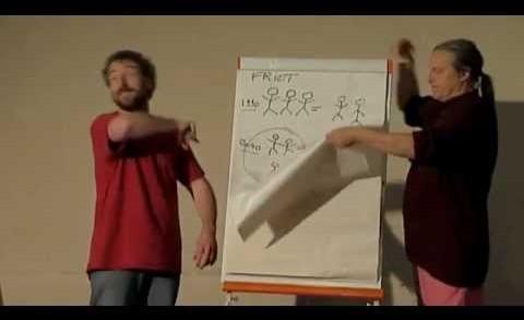 Inculture(s) 5 : Le travail – Franck Lepage & Gaël Tanguy – Scop Le Pave – Conférence gesticulée