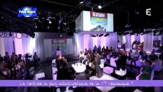 Étienne Chouard brise l'omertà en direct à la télé !