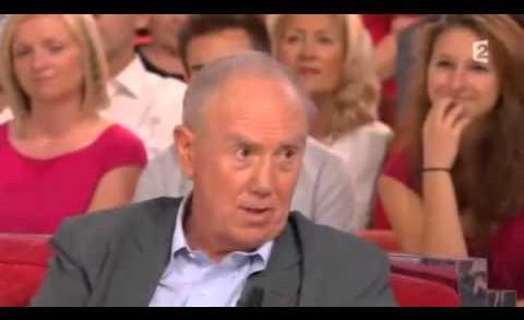 Professeur JOYEUX cancérologue émission du 21/09/2014 «vivement dimanche» Drucker