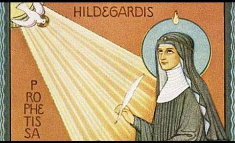 La vie de sainte Hildegarde de Bingen, Docteur de l'Eglise