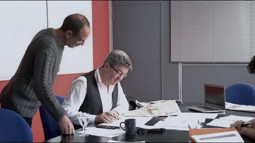 «MÉLENCHON, L'HOMME QUI AVANÇAIT À CONTRE-COURANT» – Documentaire de Gérard Miller