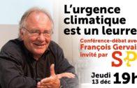 François Gervais – l'urgence climatique est un leurre
